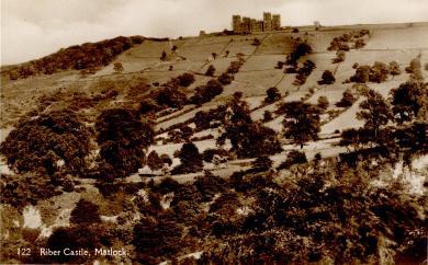 Riber Castle