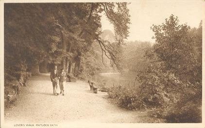 Lover's Walk, Matlock Bath