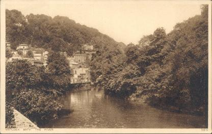 Matlock Bath, The River