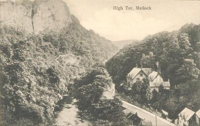 High Tor, Matlock