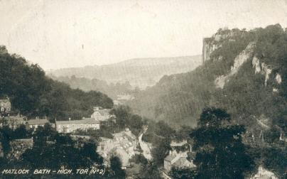 Matlock Bath - High Tor (No. 2)