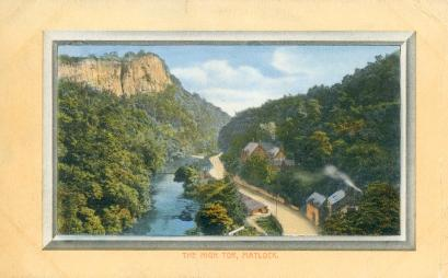 The High Tor, Matlock