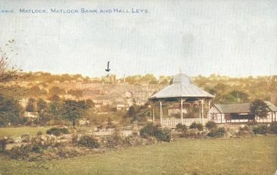 Matlock, Matlock Bank and Hall Leys